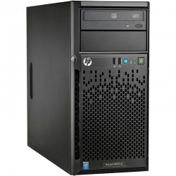 Servidor HP ProLiant ML10 v2 HPE Server Dual Core Intel Pentium G3240 (3.1 GHz/2-core/3MB/54 W)