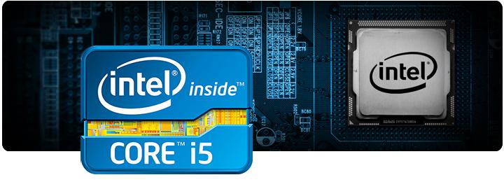 3ª Geração dos Processadores Intel® Core™ i5