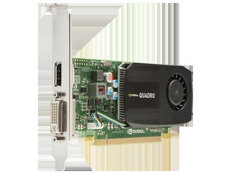 Placa gráfica NVIDIA Quadro K600 de 1 GB DL-DVI+DP