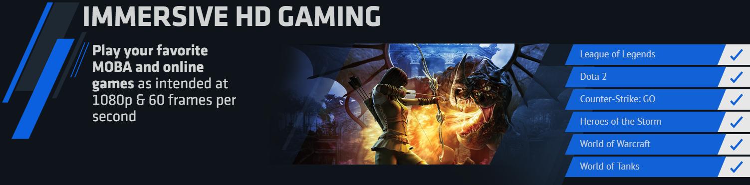 HD Gaming