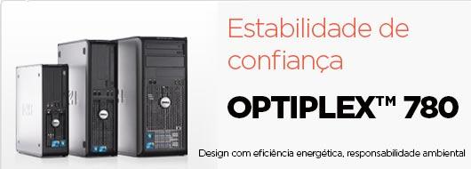 Dell optiplex Funcionalidades profissionais a um custo reduzido
