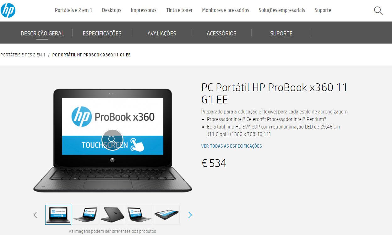 Probook x360 - technet-low-cost