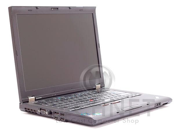 Lenovo ThinkPad T410 usado com garantia recondicionado em Technet Low Cost computer SHop