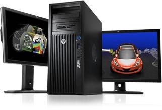 Desempenho da Workstation HP Z420