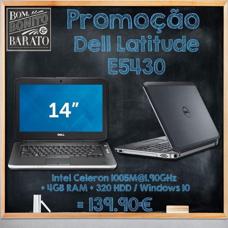Portatil Profissional Dell Latitude E5430