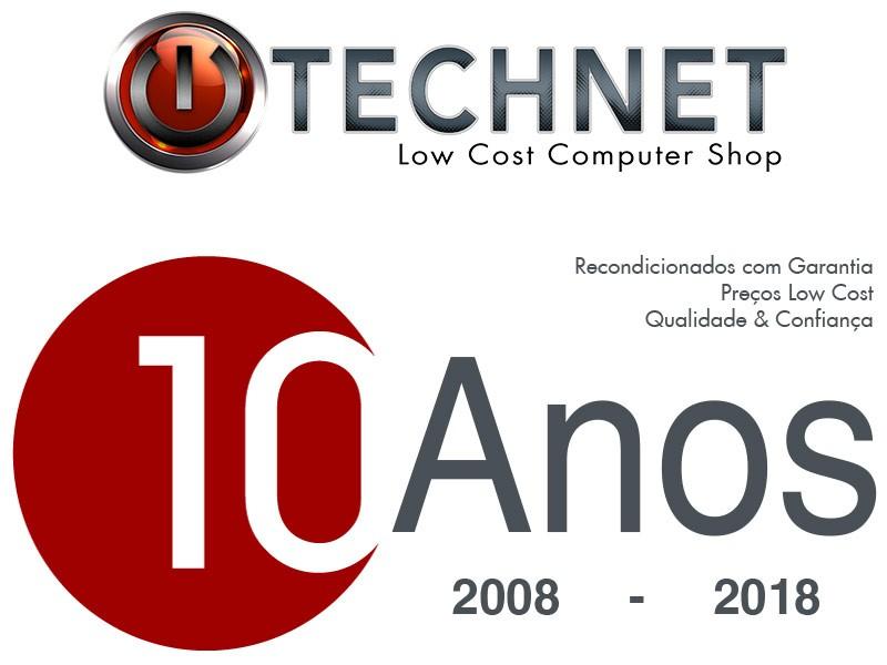 10 Anos marca Technet